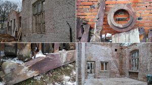 Kiedyś był tu szpital. Remontują unikatowy zabytek przy Nowogrodzkiej
