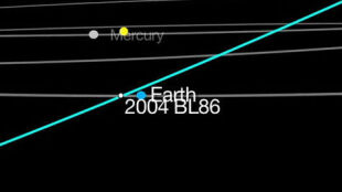 Pod koniec stycznia nastąpi bliskie i bezpieczne rendez-vous Ziemi z asteroidą
