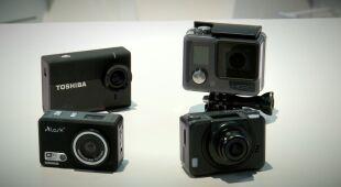 Najpopularniejsze modele kamer dla sportowców