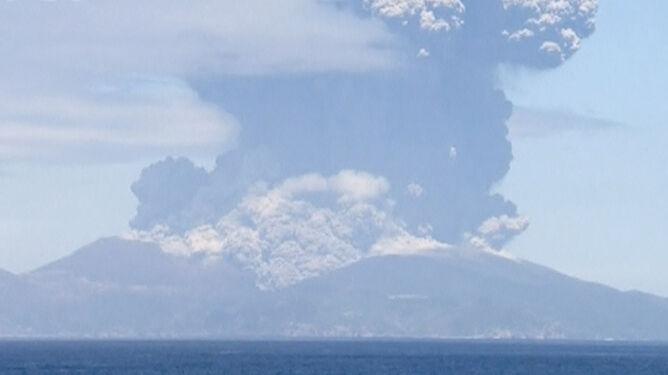 Erupcja wulkanu w Japonii. Naukowcy ostrzegają przed kolejną