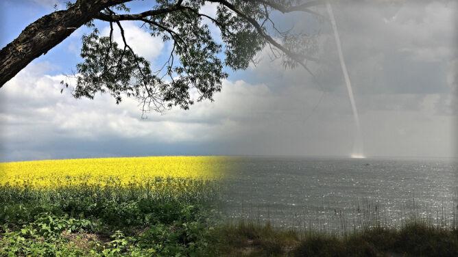 Prognoza pogody na pięć dni: <br />raz słońce, raz deszcz i burze