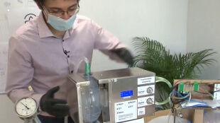 Wentylator, który może zastąpić respirator. Trwają testy wynalazku polskich inżynierów
