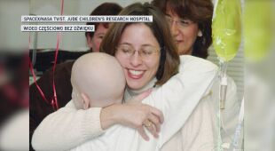 W przeszłości Hayley Arcenaux chorowała na raka kości