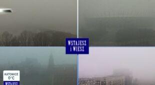 """Mgła nad """"Okęciem"""". Samoloty zawracają bądź krążą"""